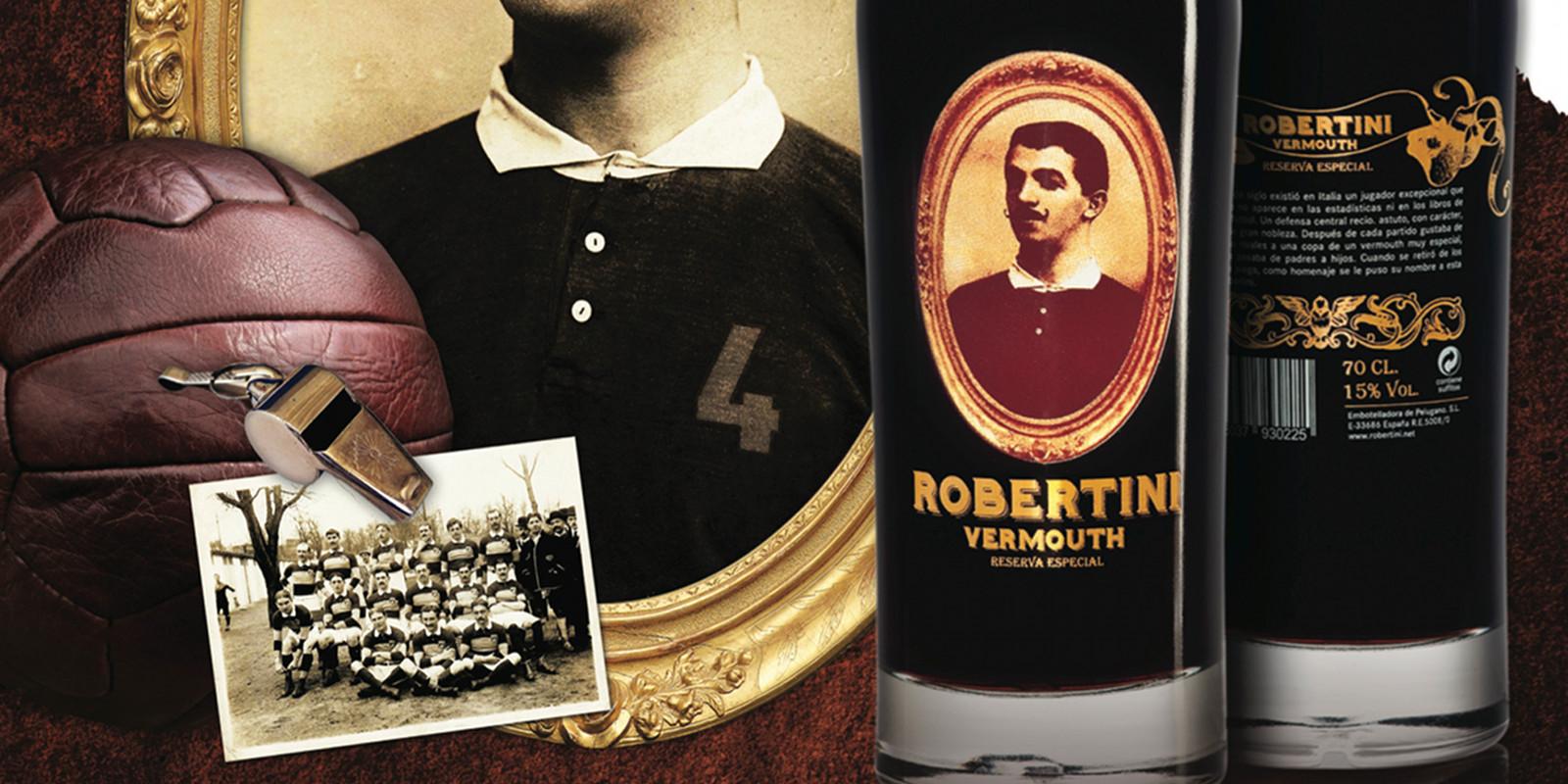 Vermouth Robertini
